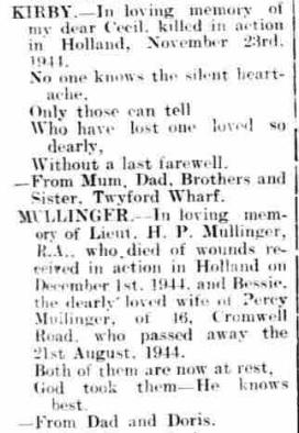 The Banbury Advertiser 28-11-1945