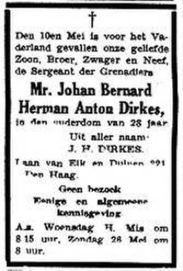 De Residentiebode 18-5-1940
