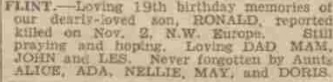 Manchester Evening News 21-12-1944