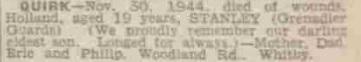 Liverpool Echo 1-12-1945