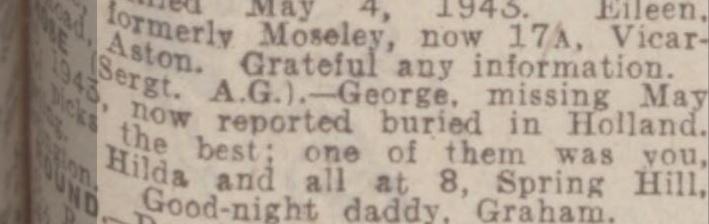 Birmingham Mail 4-5-1944