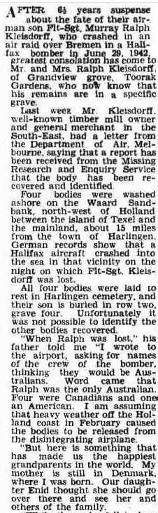 Chronicle Adelaide 14-4-1949