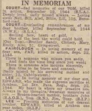 Evening Express 22-9-1945