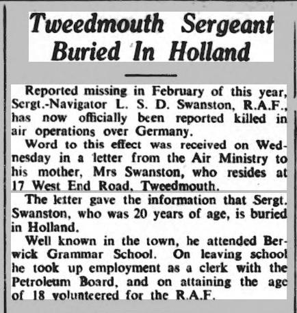 The Berwick Advertiser 13-7-1944