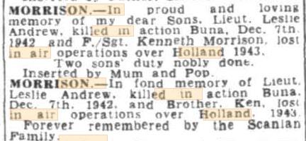 Sunday Mail 7-12-1947