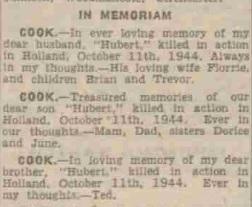 Cheltenham Chronicle Graphic 13-10-1945
