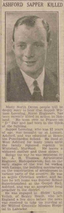 The North Devon Journal 16-11-1944