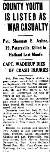 Frederick News Post 13-10-1944