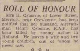 Western Daily Press 6-1-1945