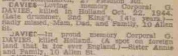 The Liverpool Echo 22-10-1945