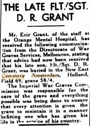 Goulburn Evening Post 7-7-1945
