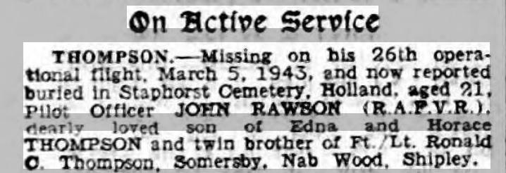 Yorkshire Post and Leeds Intelligencer 16-5-1944