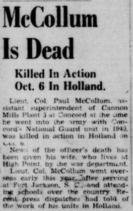 Kannpolis Daily Independent 26-10-1944