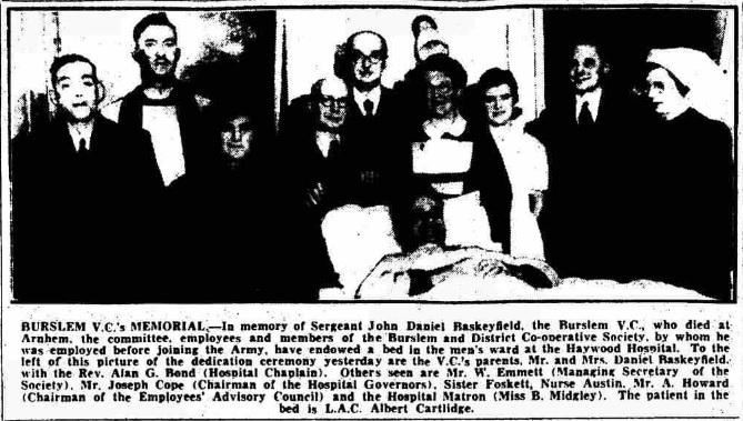 Evening Sentinel 12-12-1945