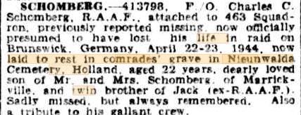 The Sydney morning Herald 23-4-1946