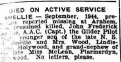 Belfast Newsletter 29-6-1945
