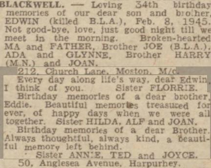 The Manchester Evening News 22-12-1945
