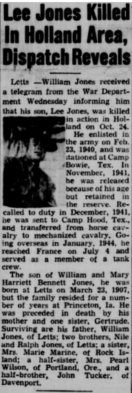 Muscatine Journal and News Tribune 9-11-1944