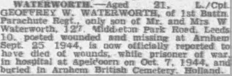 Yorkshire Evening Post 7-3-1946