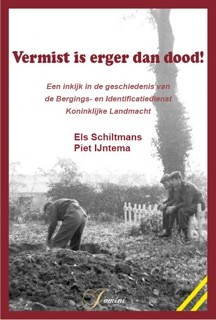 Book about the work of the Dutch Military Identification Unit through out the existing years (BIDKL)