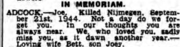 Nottingham Evening Post 21-9-1949