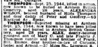 The Liverpool Echo 18-3-1946