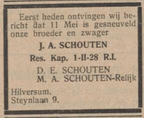 De Gooi en Eemlander 20-5-1940