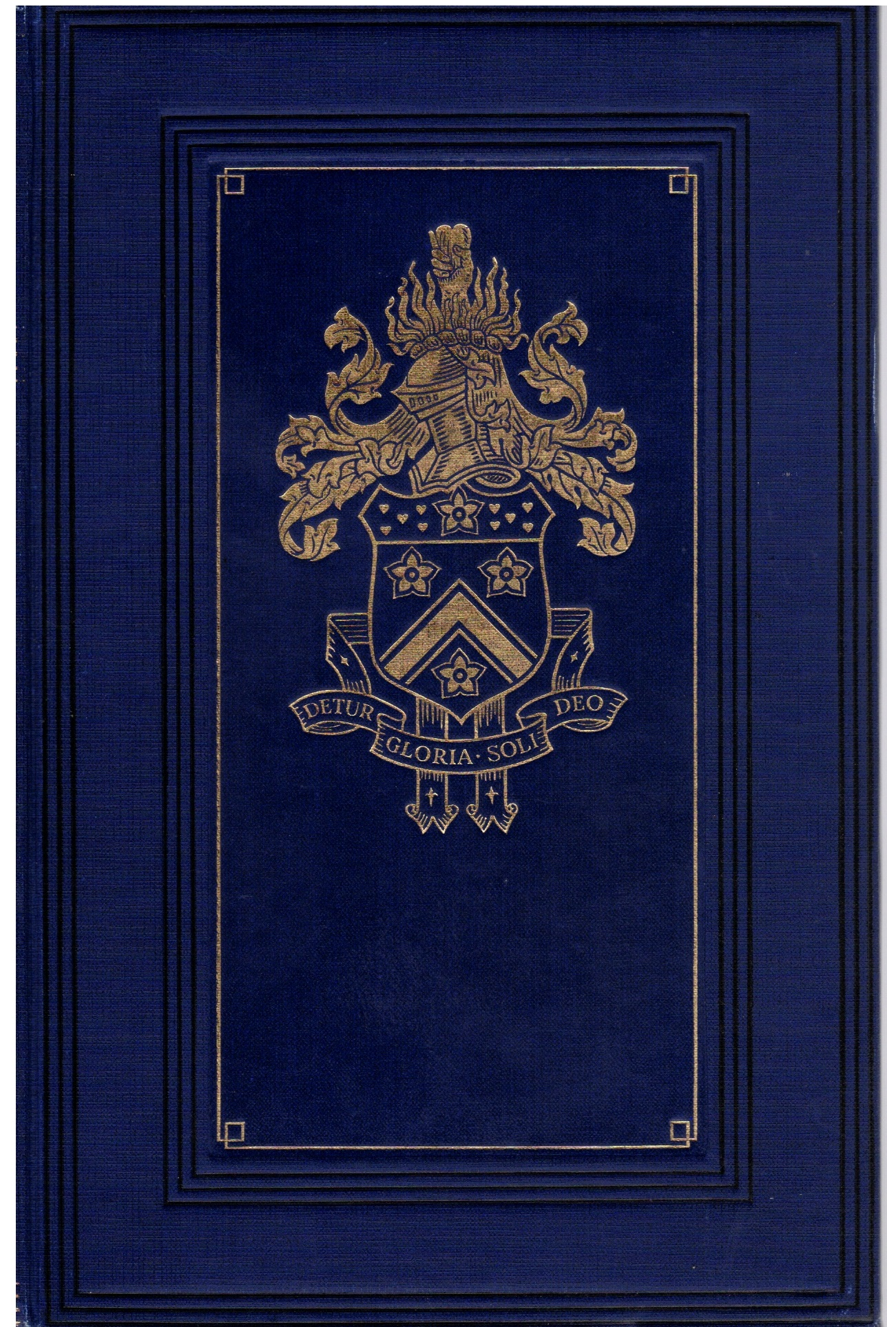 Dulwich College War record 1930-1945, 1949 (collection P. Reinders)