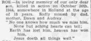 Royal Leamington Spa Courier 26-10-1945