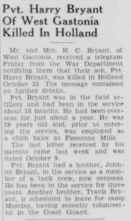 Gastonia Daily Gazette 11-11-1944