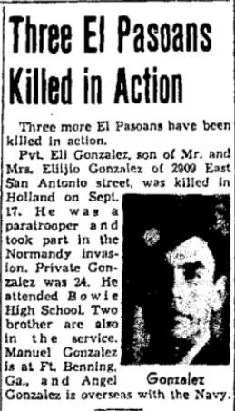 El paso Herald Post 9-10-1944