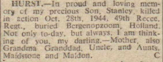 Chelmsford Chronicle 28-10-1949