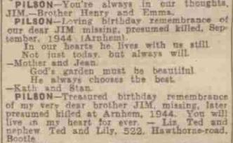 Liverpool Evening Express 15-9-1945