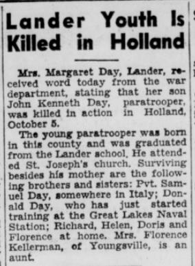 Warren Times Mirror 27-10-1944