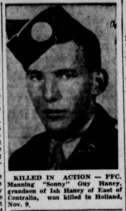 Centralia Evening Sentinel 8-11-1944