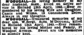 The Belfast Telegraph 13-4-1949