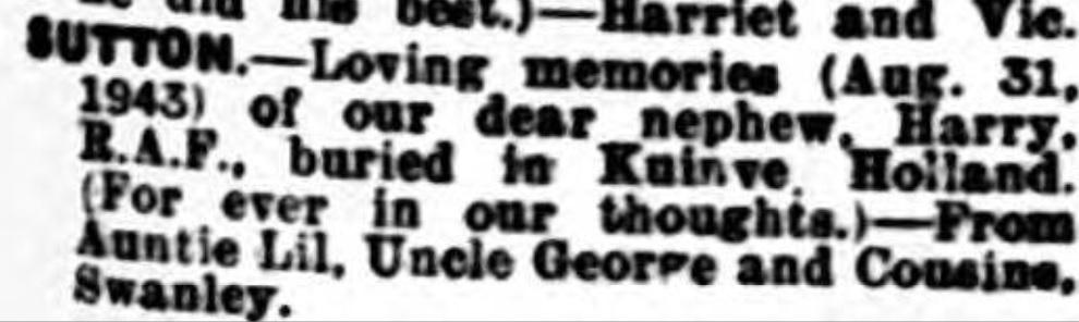 Nantwich Chronicle 31-8-1946