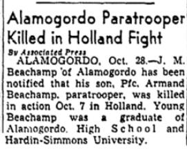 El Paso Herald Post 28-10-1944