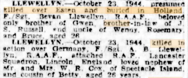 The Sydney morning Herald 21-7-1945