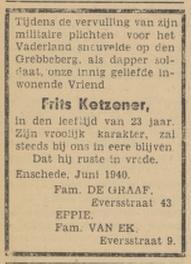 Twentsch Dagblad Tubantia 12-6-1940