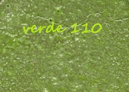 hormigon impreso verde 110