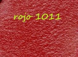 hormigon impreso rojo 1011