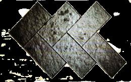 molde piedra de espiga