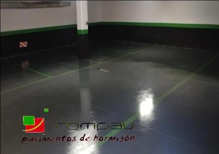 suelos garajes comunitarios madrid segovia