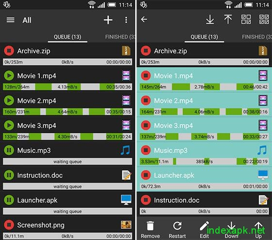 Adm download manager pro apk | Advanced Download Manager