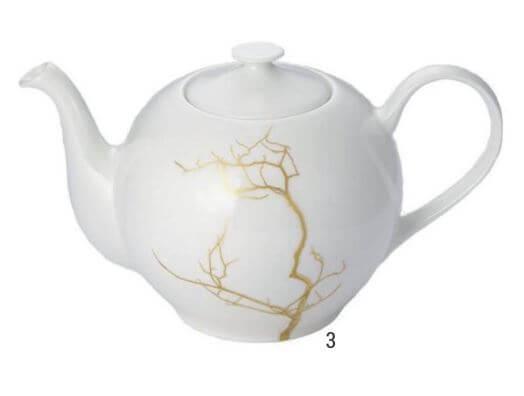 """3. Teekanne """"Golden Forest"""" von Dibbern - 171 €"""