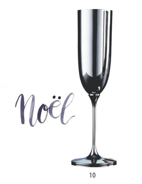 10. Champagnerkelch versilbert von Robbe & Berking - 269 €