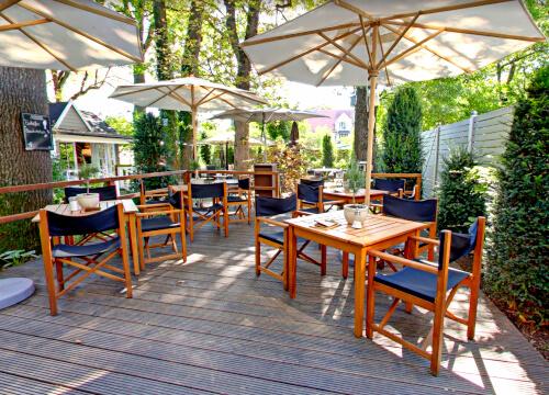 Cafe bei IDEE E COMPLEMENTI, Concept Store München-Solln