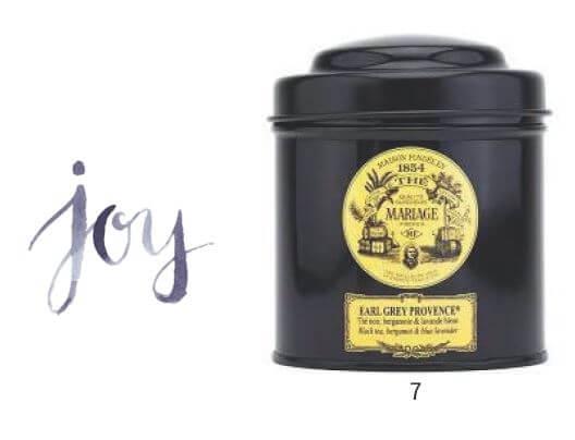 7. Tee von Mariage Frèrers, viele Sorten - 24,95 €