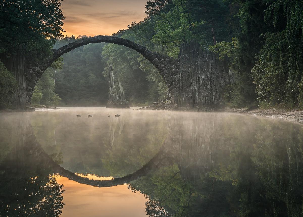 Rakotzbrücke | Sachsen | Germany 2017